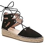 Sesto Meucci Espadrille Flat Women's Shoes
