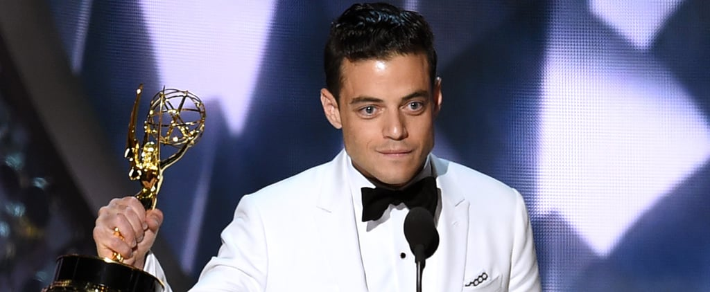 Rami Malek Perfectly Quotes Mr. Robot During His Emmys Acceptance Speech