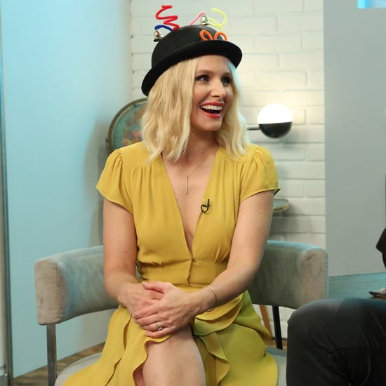Kristen Bell and Idina Menzel on The Tyler Oakley Show 2016