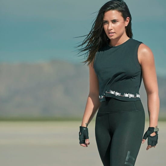 Demi Lovato's Fabletics Capsule Collection Interview
