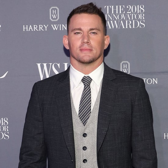 Channing Tatum and Jessie J Dancing at Magic Mike Show 2018