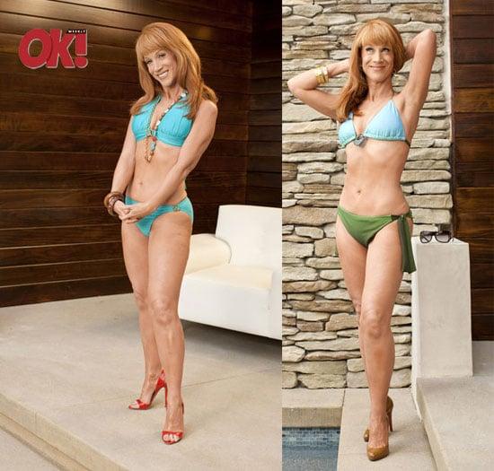 Kathy Griffin Shows Off Her Bikini Body  Impressive Or -1521