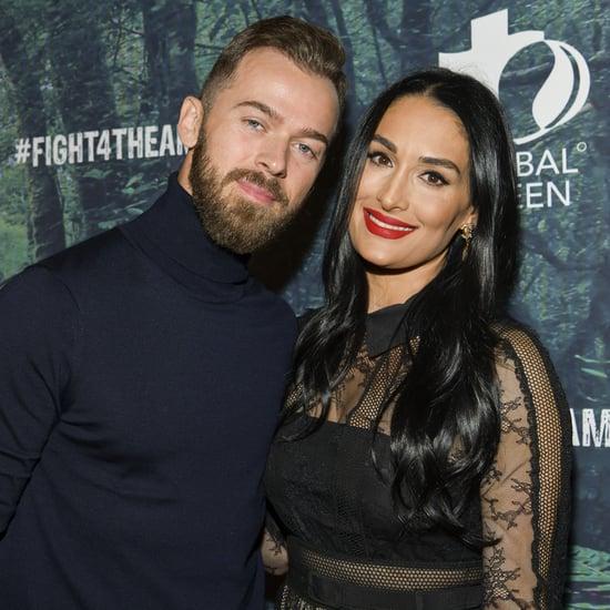 Nikki Bella and Artem Chigvintsev Welcome Their First Child
