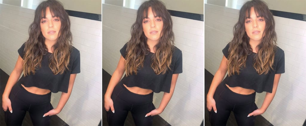 Olympia Valance Beauty Interview