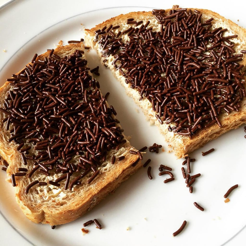 How to Eat Sprinkles For Breakfast