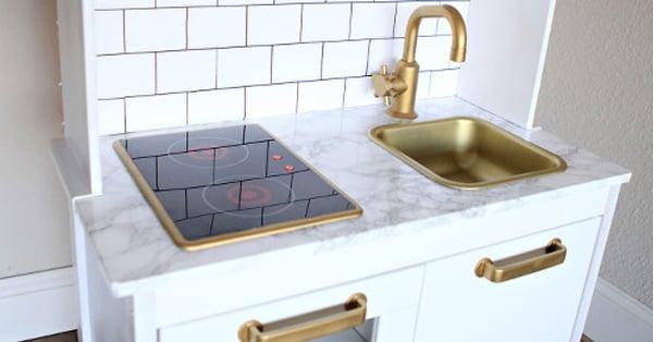 Diy Ikea Play Kitchen Popsugar Home