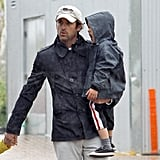 Patrick Dempsey Spends a Boys' Day Out With His Mini Mes Darby and Sullivan