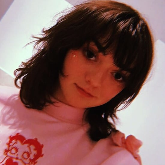 Maisie Williams's Haircut August 2018