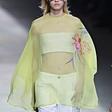 Spring 2011 Paris Fashion Week: Dries Van Noten