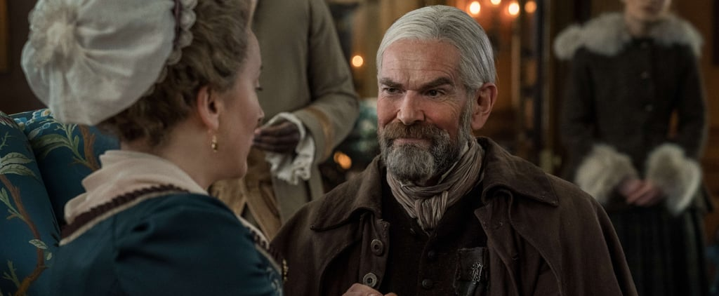 Do Murtagh and Jocasta Get Together in the Outlander Books?