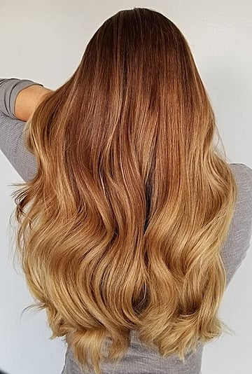 Best Autumn Hair Colour Trends For 2019 in the UK