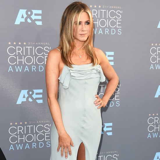 Dresses With Slits at Critics' Choice Awards 2016