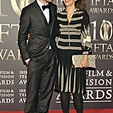 11 Times Jamie Dornan and Wife Amelia Warner Couldn't Take Their Eyes Off Each Other