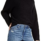 Leith Dolman Turtleneck Sweater