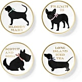 Draper James Dog Coaster Set