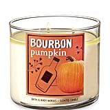 Bourbon Pumpkin 3-Wick Candle