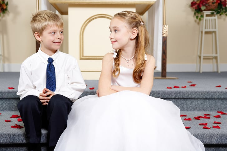 "Say ""I Do"" to These Books About Kids in Weddings"