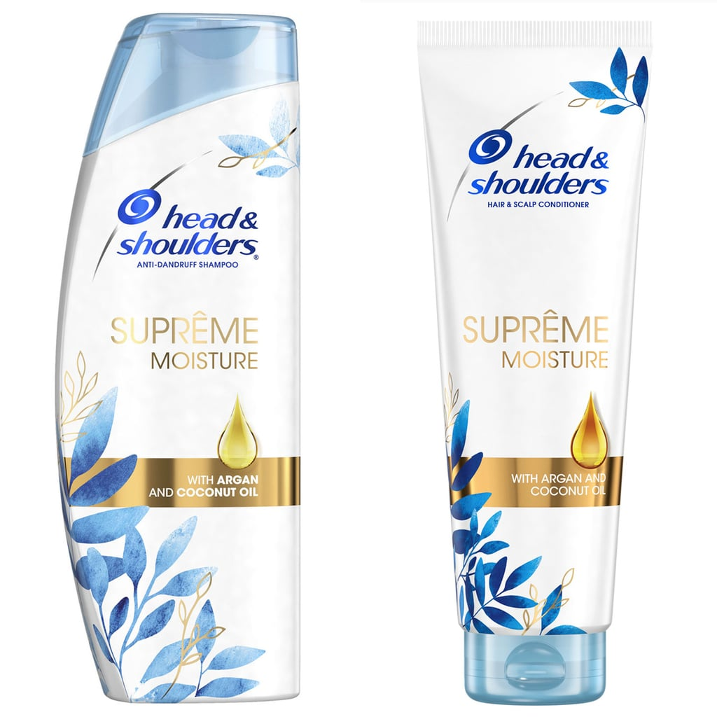 Head & Shoulders Supreme Moisture Shampoo & Conditioner