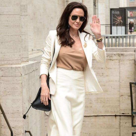 Angelina Jolie Favorite Fashion Brands