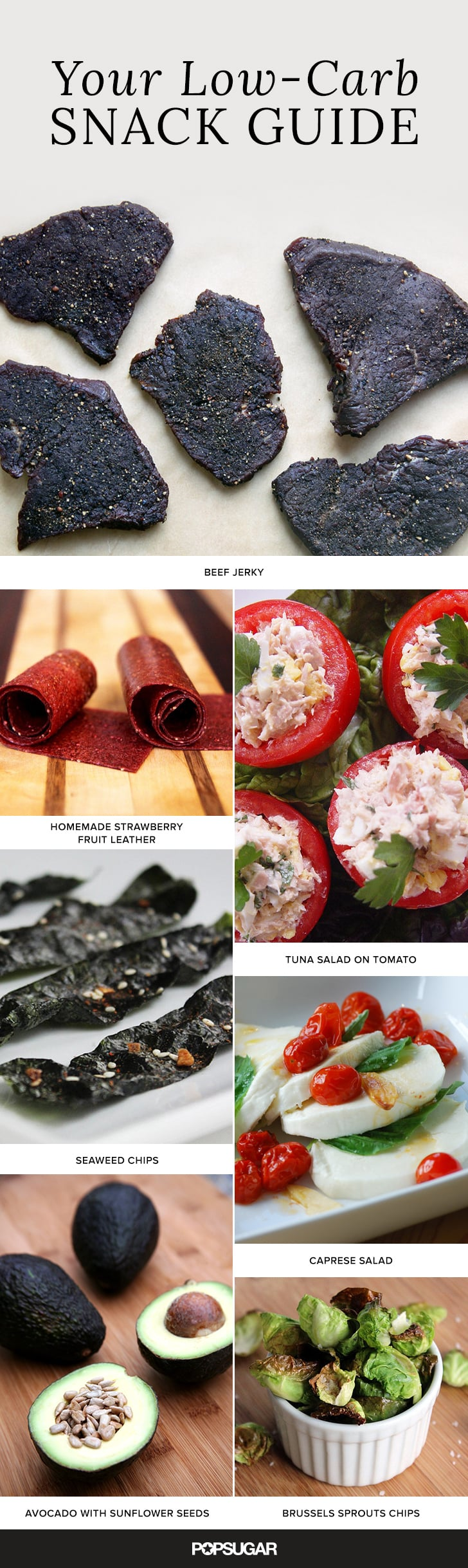 Healthy Low Fat Snack Ideas 15