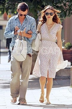 Power Couple: Keira Knightley & Rupert Friend