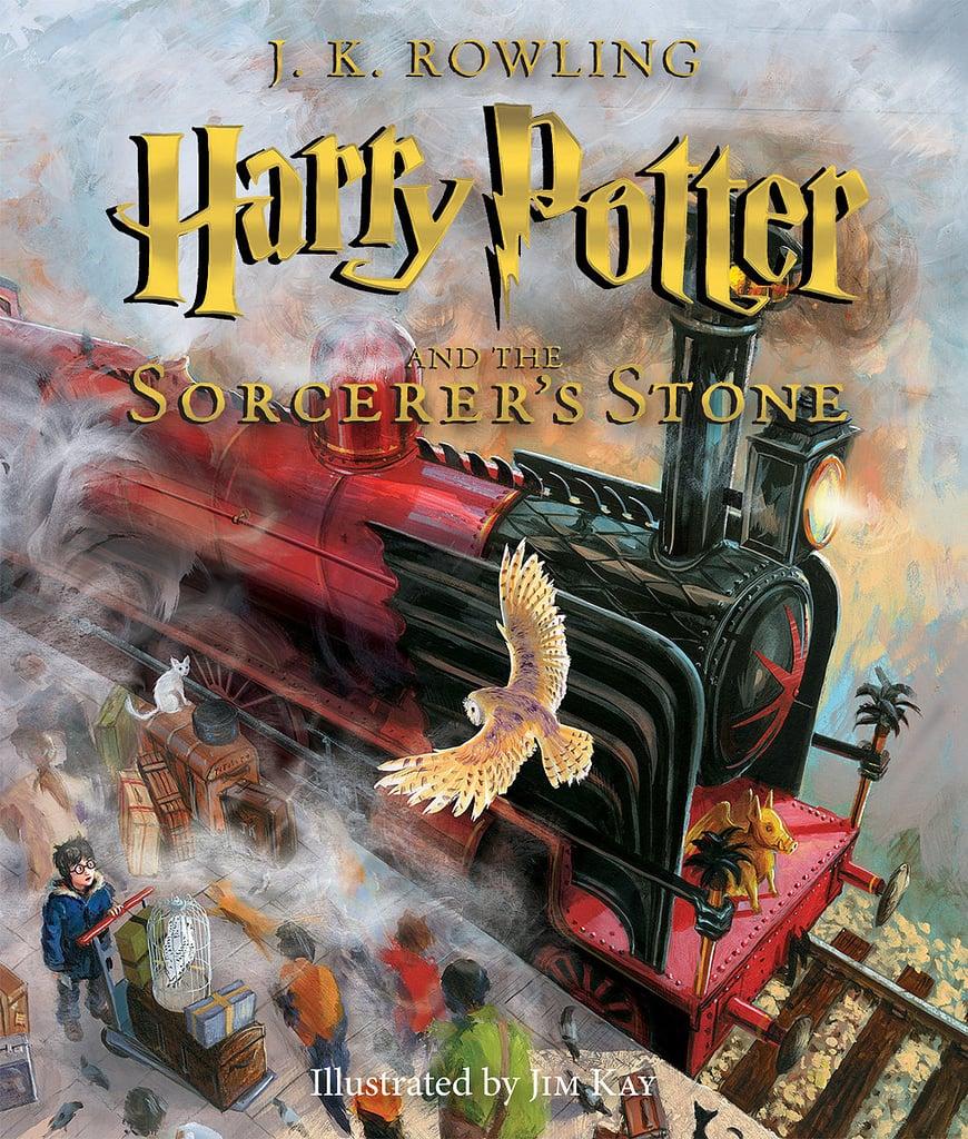 Harry Potter Book Cover Art Popsugar Love Sex