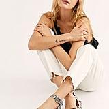 FP Collection Paris Flatform Sandal