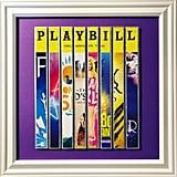 Broadway Tony Award 17-18 Season Musical Custom Playbill Art