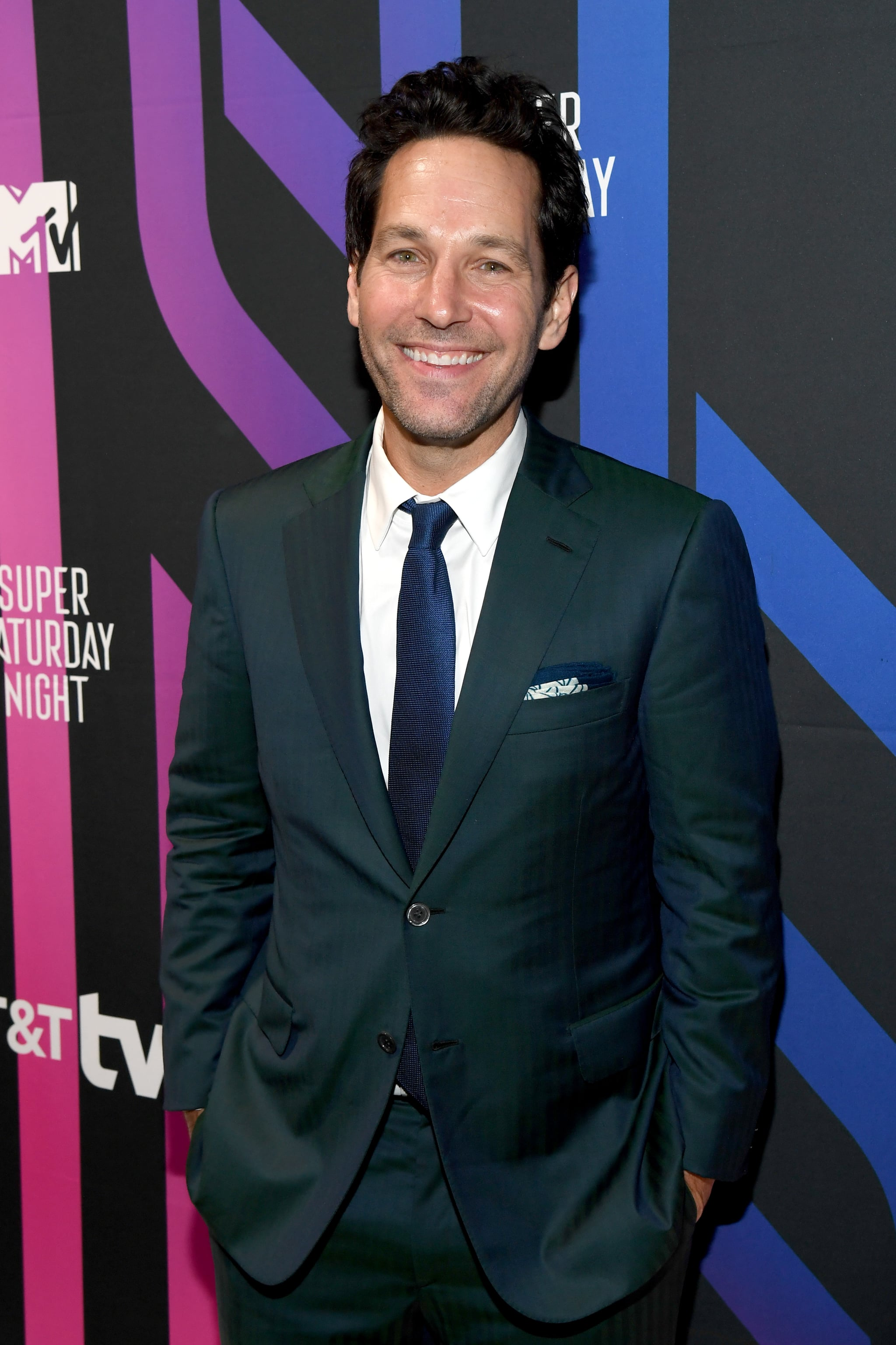 MIAMI, FLORIDA - FEBRUARY 01: Paul Rudd attends AT&T TV Super Saturday Night at Meridian at Island Gardens on February 01, 2020 in Miami, Florida. (Photo by Kevin Mazur/Getty Images for AT&T )