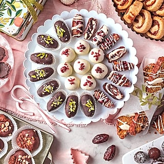 Medjool Dates Holiday Recipes