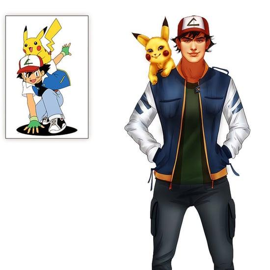 '90s Cartoon Characters as Adults Fan Art