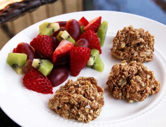 Dessert: Vegan Banana Oatmeal Cookies