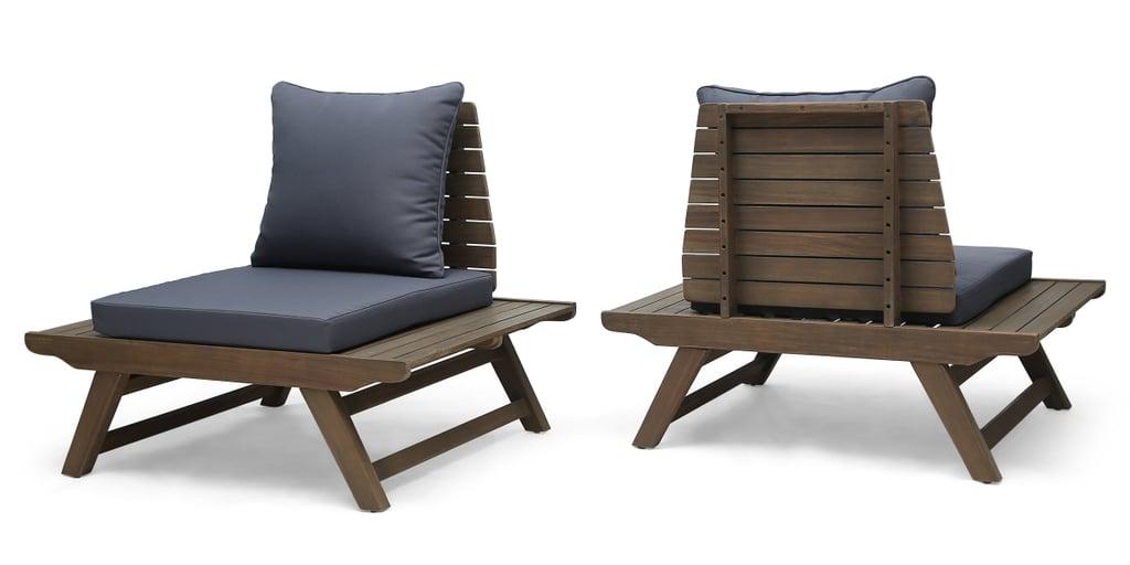 AllModern Bullock Patio Chairs