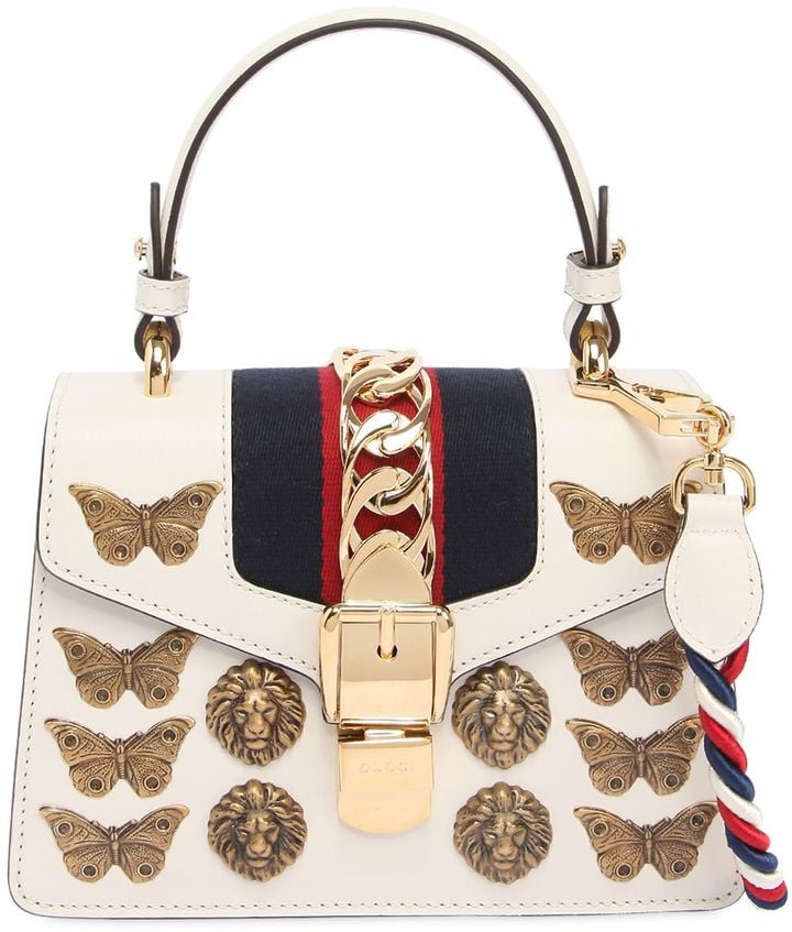 Gucci Mini Sylvie Leather Bag