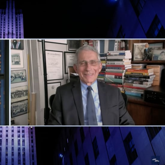 Dr. Anthony Fauci Talks COVID Late Night With Seth Meyers