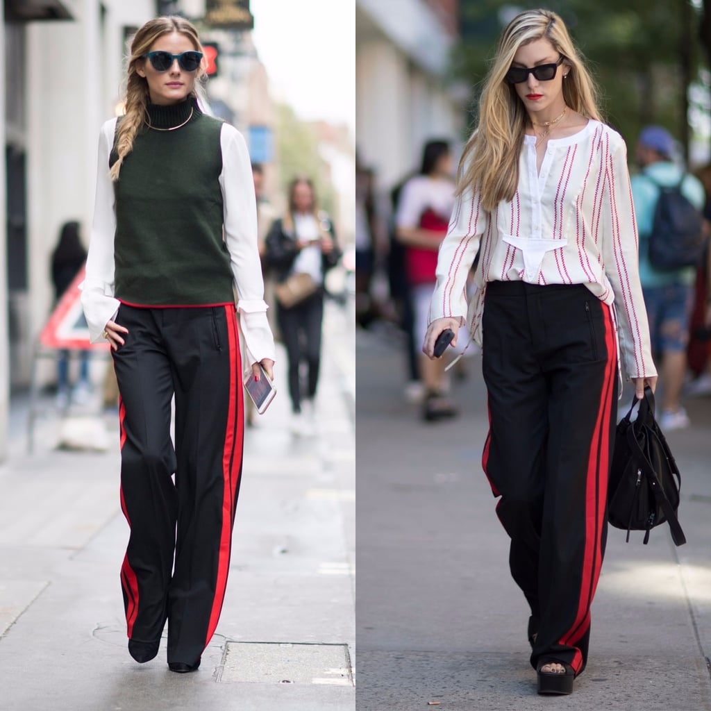 Street Style Stars Wearing the Same Clothes at Fashion Week