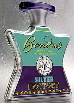 Coming Soon: Andy Warhol Silver Factory by Bond No. 9