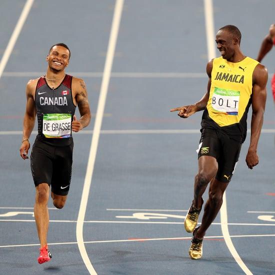 Usain Bolt Andre De Grasse Meme