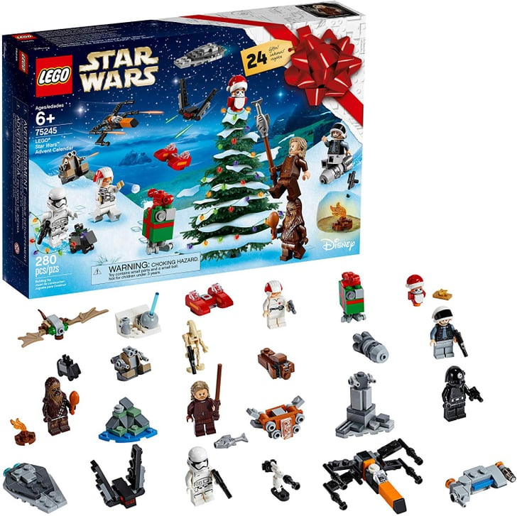 Calendrier Avent Lego Star Wars 2019.Lego Advent Calendars For Kids Holiday 2019 Popsugar Family