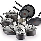 T-fal Nonstick Pots and Pans Set