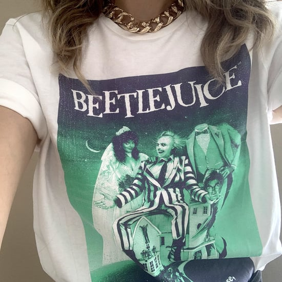 Beetlejuice T-Shirt For Women at Old Navy | Editor Review