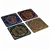 Metallic House Coasters