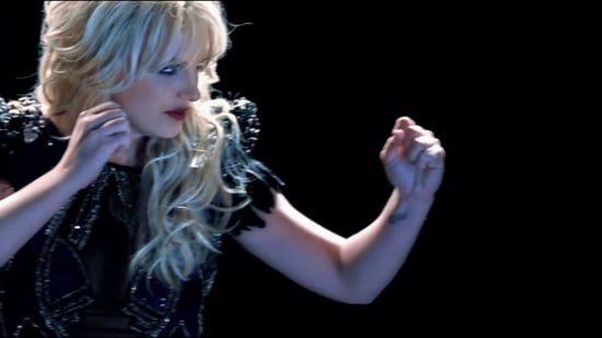 """Video: Britney Spears's """"Hold It Against Me"""" Music Video Behind-the-Scenes Scoop"""