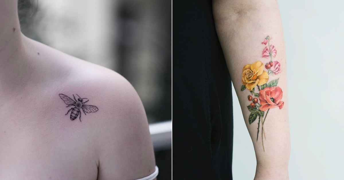 There's No Shortage of Ink Inspiration With This Summer's Biggest Tattoo Trends