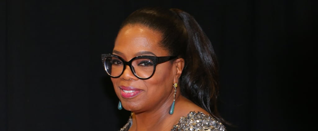 Try To Contain Your Excitement: Oprah Is Releasing Her First Cookbook Ever