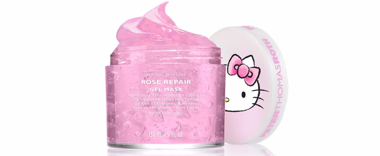 Where To Buy The Hello Kitty Face Mask Popsugar Beauty