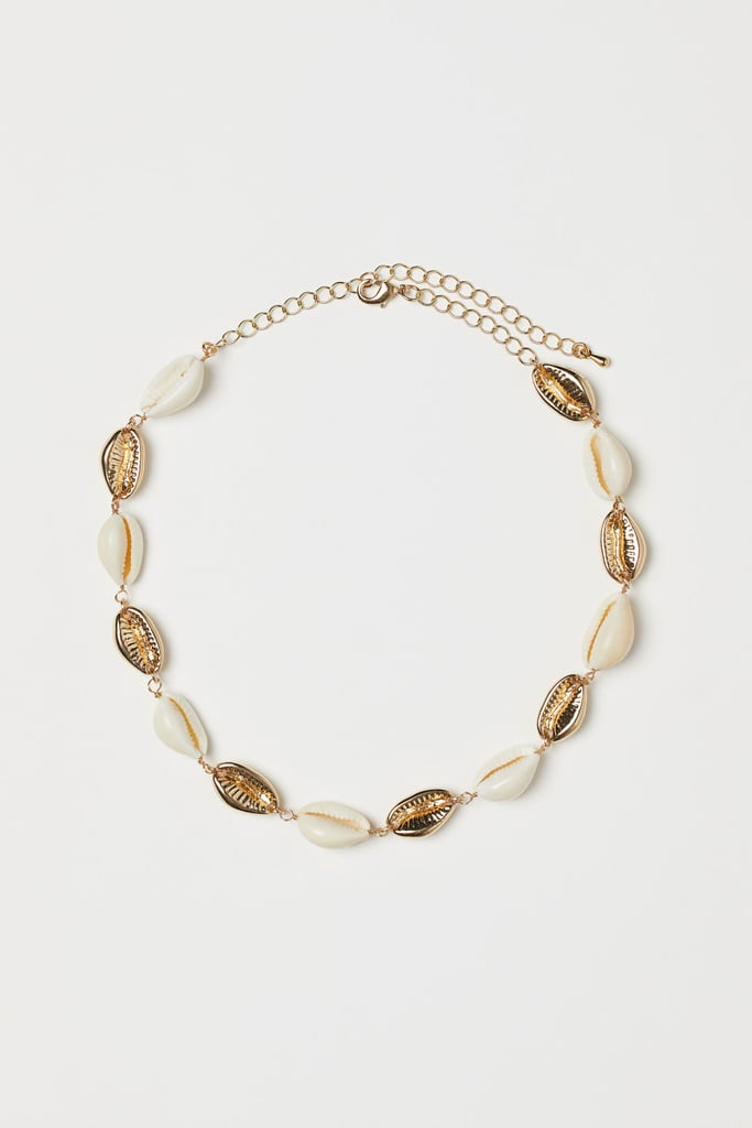 H&M Necklace with Shells