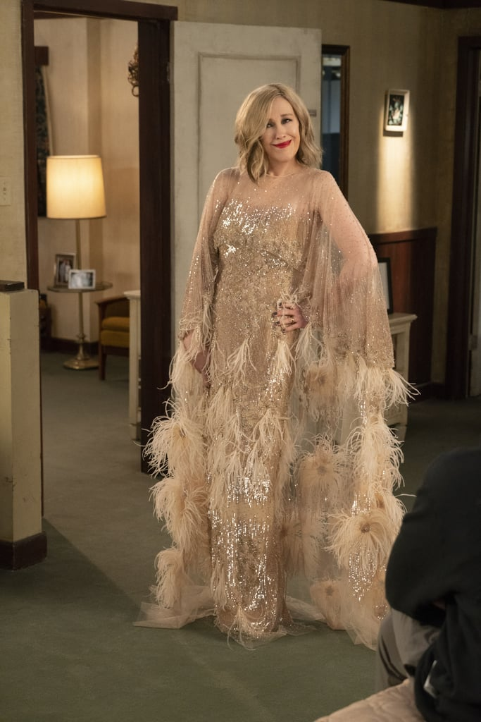 Moira's Movie Premiere Gown