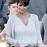 Halle Berry Doesn't Let Marriage Rumors Get Her Down