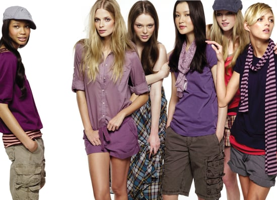 Gap Goes With Models, Awkward Photoshopping